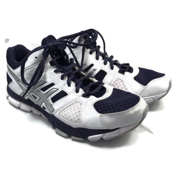 Asics Gel Craze TR Mens Running Shoes White 10